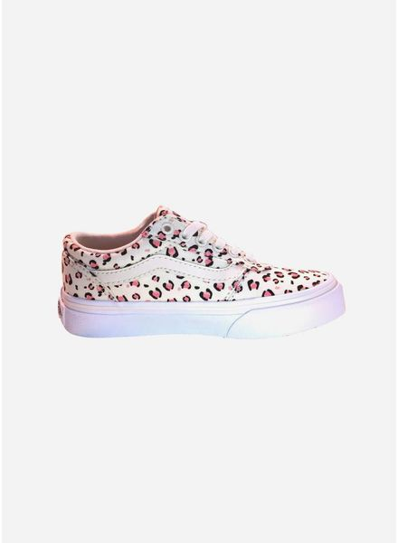 Vans my maddie sweet cheetah off white
