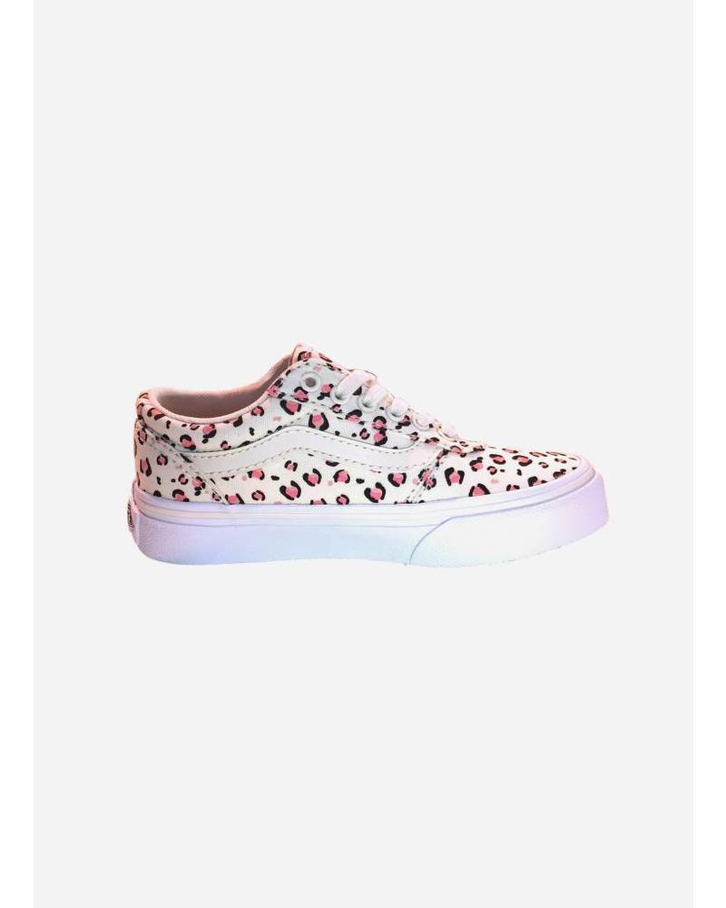 Vans my maddie sweet cheetah off white