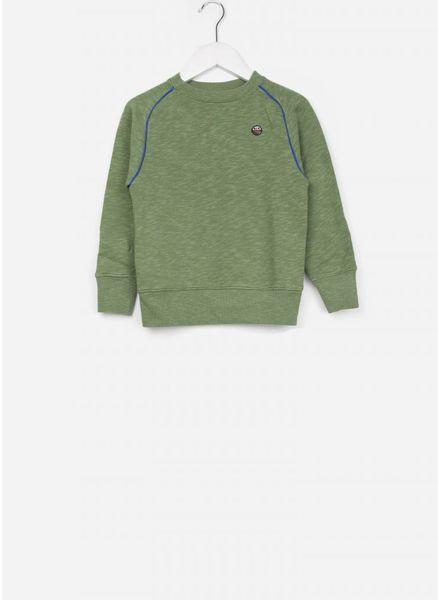 Bellerose Feed sweatshirt army