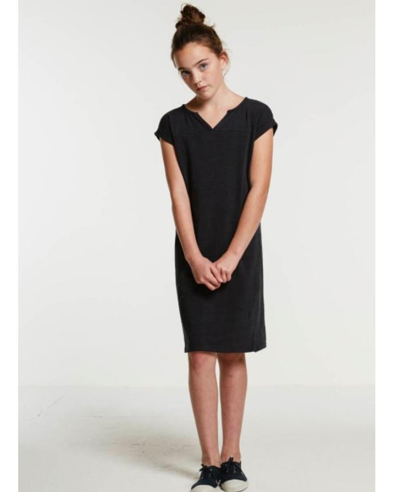 By Bar Hanna dress flame off black