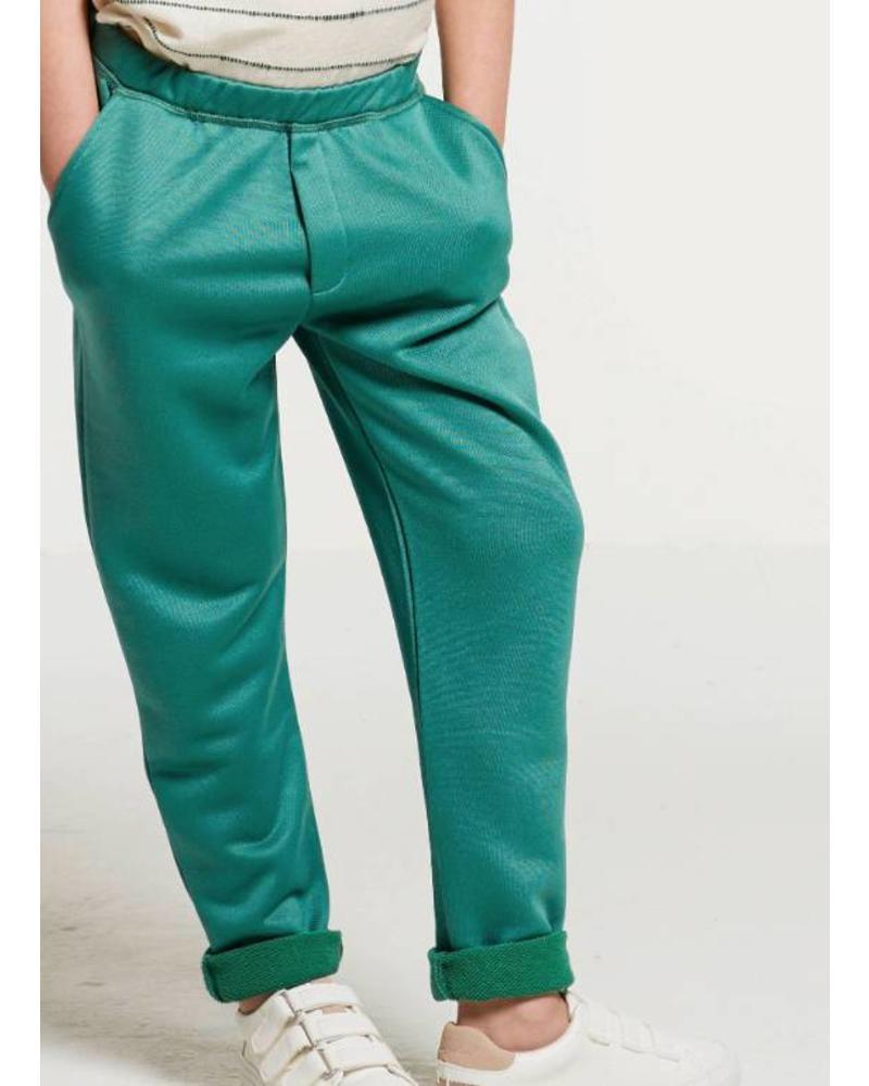 By Bar Luce pant felpa emerald