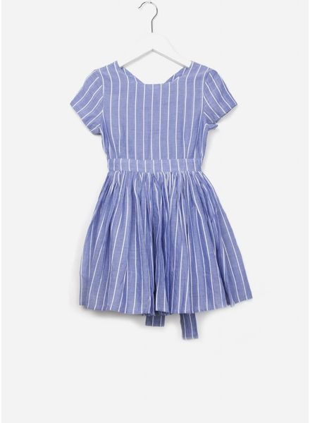 Morley Harper weft delft dress