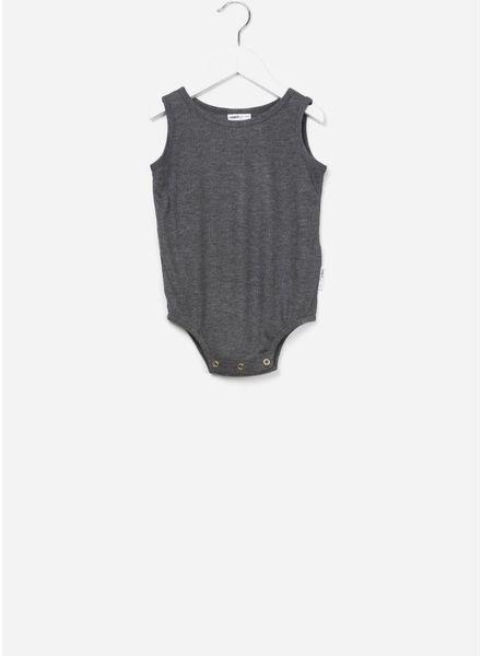 Maed for mini bodysuit sleeveles shady fox