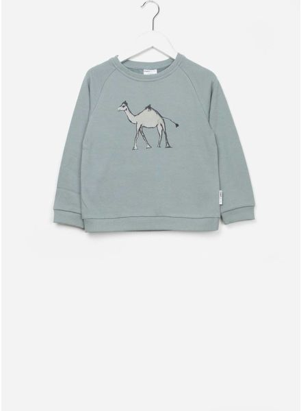 Maed for mini sweater Goofy camel
