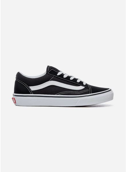 Vans Old skool black/true white laag