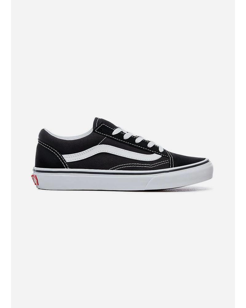 Vans Old skool black/true white laag