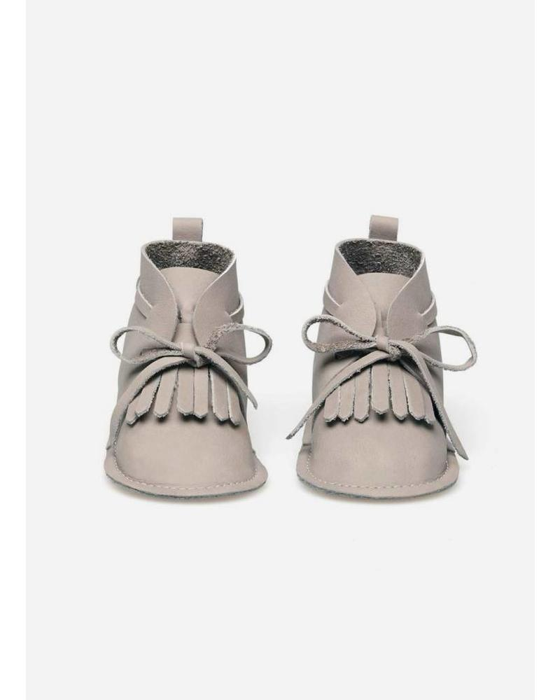 Birds of Nature desert bootie stone