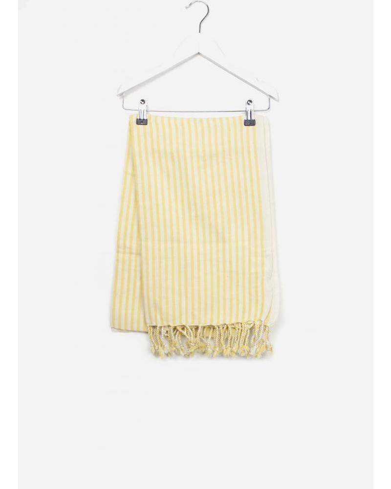 By Bar Stripe scarf picadilly