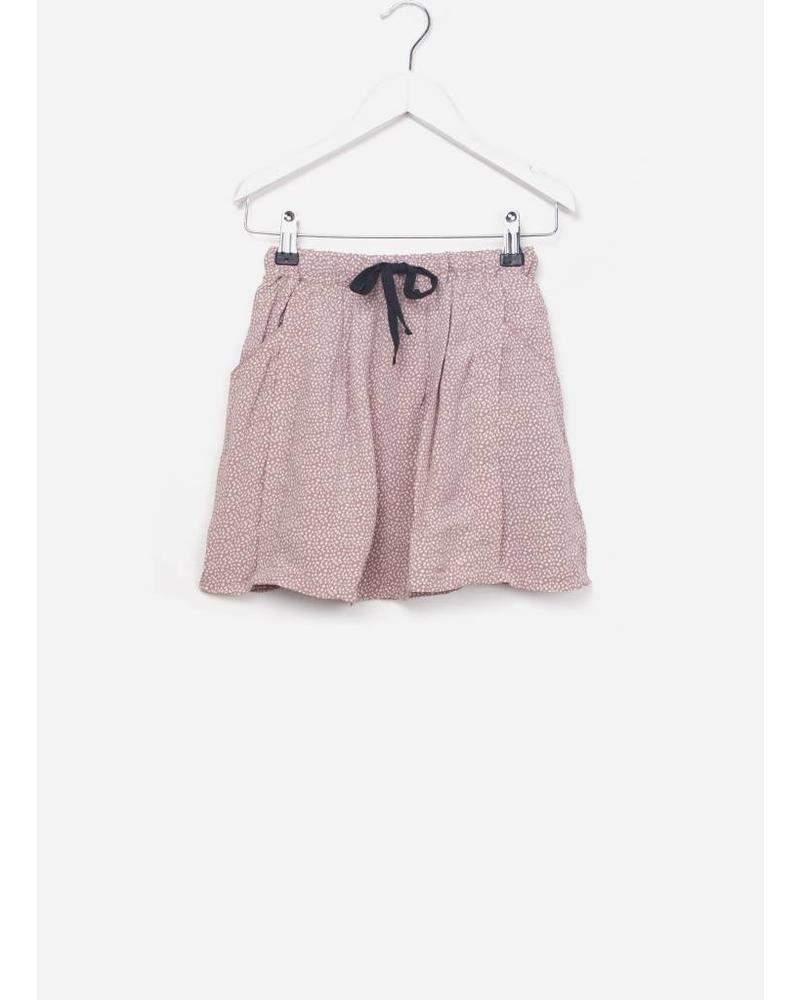 By Bar Sally skirt dotted ash rose