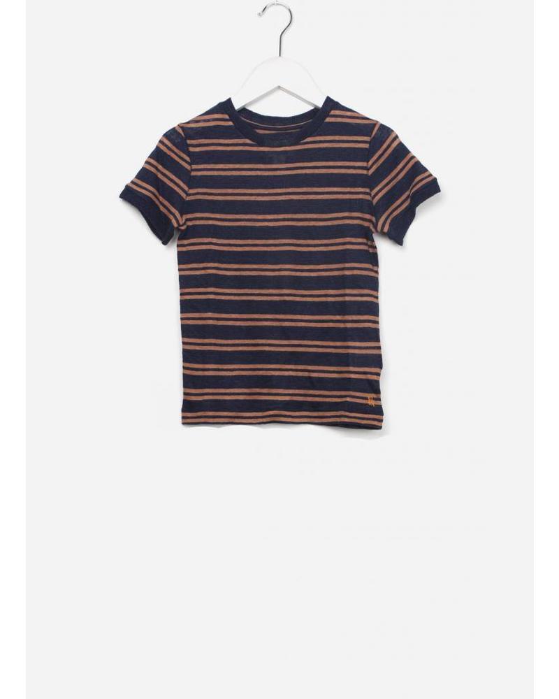 Bellerose T-shirt  MOGO81 Stripe 3