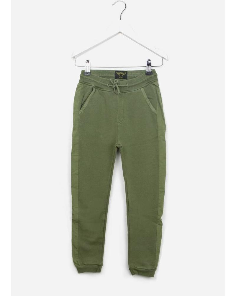 Finger in the nose Sprint jogging pants khaki