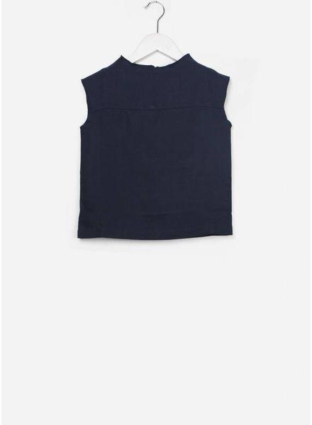 Leoca Shirt palm navy