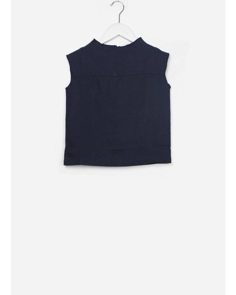 Leoca 25 shirt palm navy