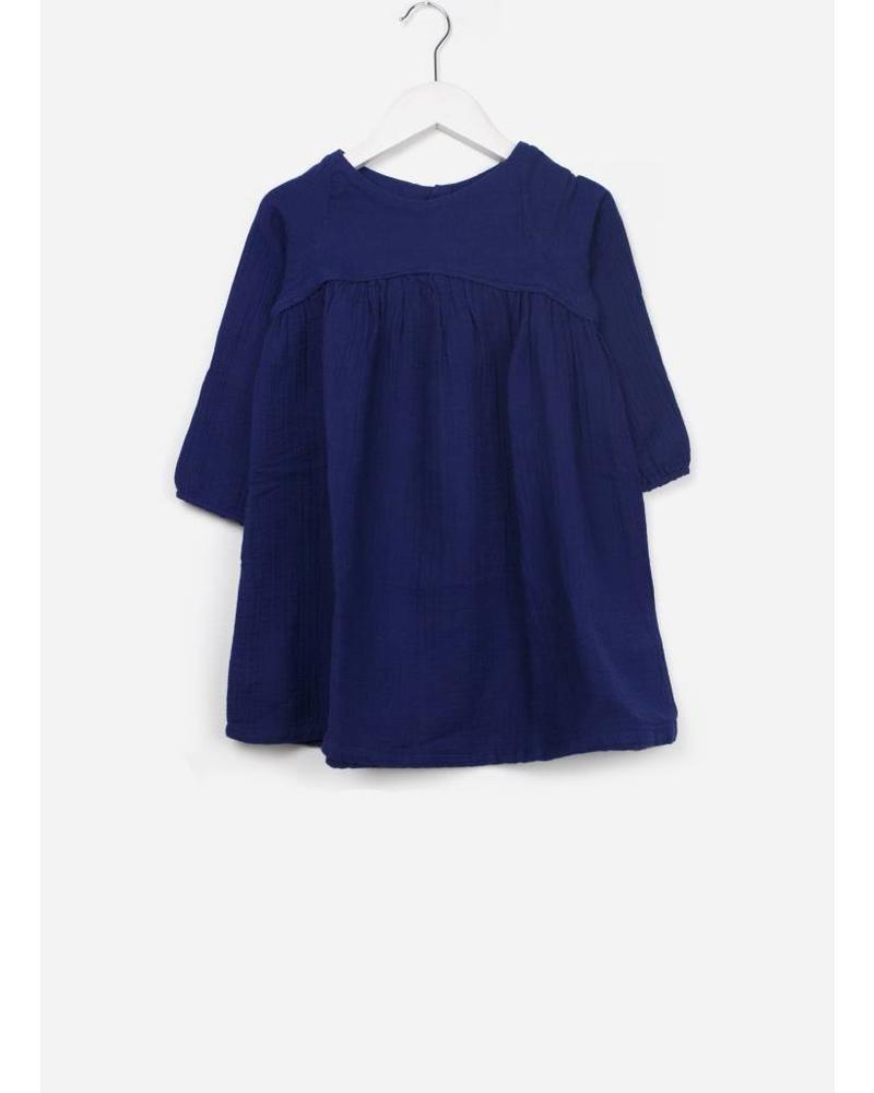 Bonton Robe couche bleu charlemagn