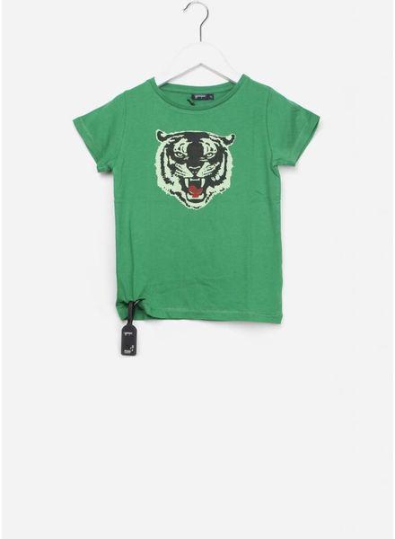 Yporque Tiger tee primary green