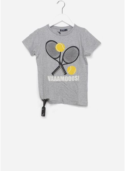 Yporque Tennis tee melange