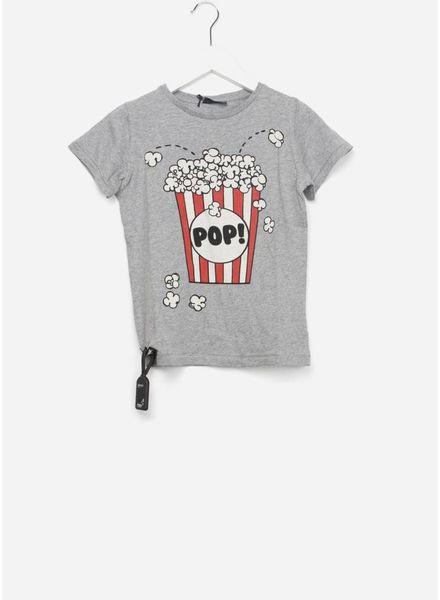 Yporque Popcorn tee melange