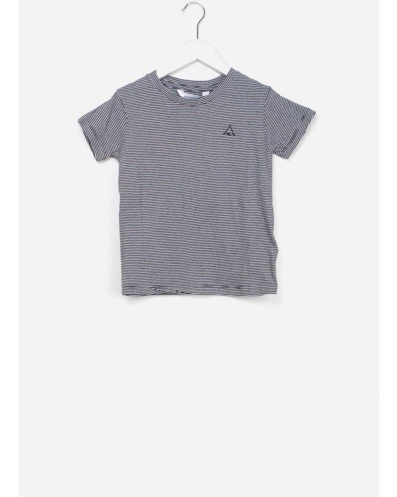 Little Eleven Paris Hasic t shirt ss multicolour