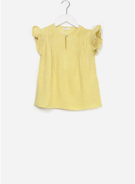 By Bar Alizee blouse dotted picadilly
