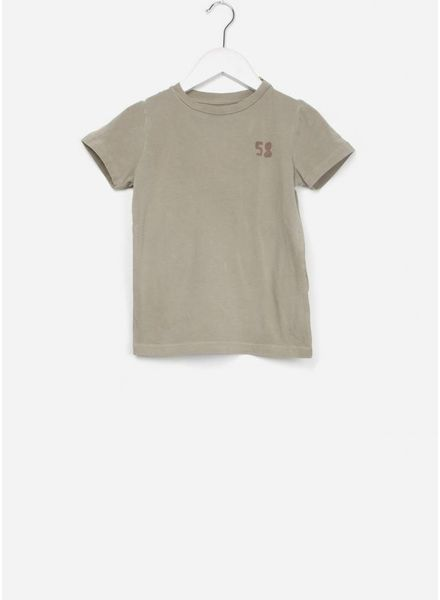 Bellerose t-shirt keny argile
