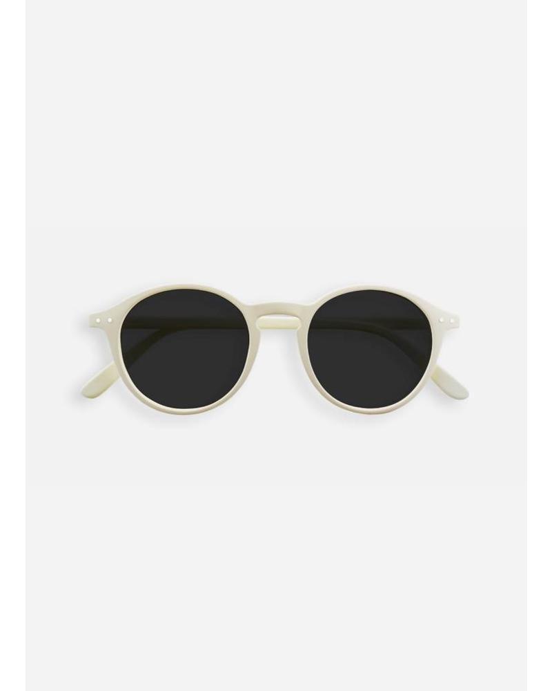 Izipizi Sun #D white clay - grey lenses