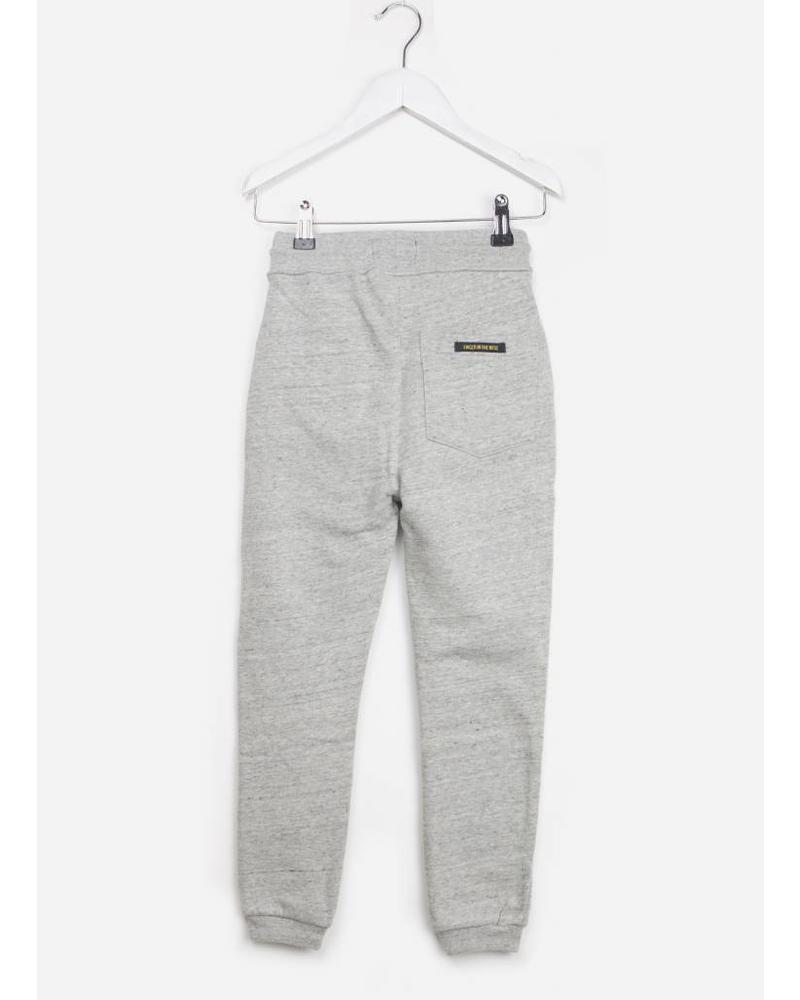 Finger in the nose Sprint jogging pants heather cloud