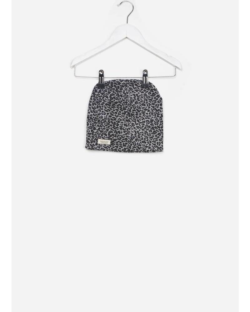 MarMar Copenhagen Beanie grey leo