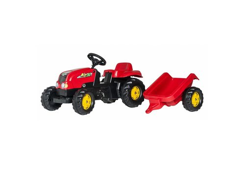 Rolly Toys Kid-X Tractorset