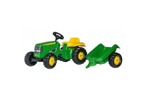 Rolly Toys Kid John Deere Tractorset
