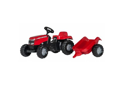 Rolly Toys Kid Massey Ferguson Tractorset