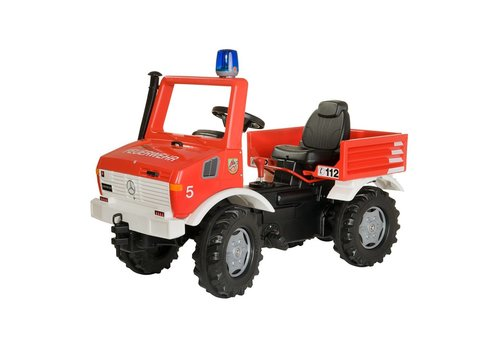 Rolly Toys Unimog Fire