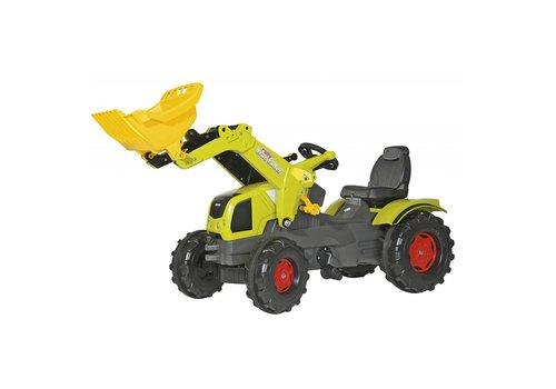 Rolly Toys Farmtrac Claas Axos Met Voorlader