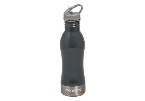 Manduka Stainless Steel Water Bottle