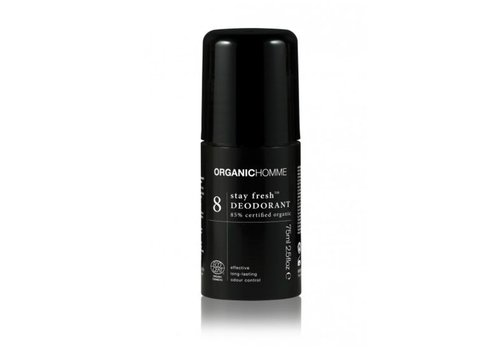 Green People Organic Homme No.8 Stay Fresh Deodorant