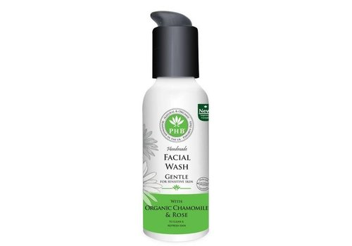 PHB Gentle Facial Wash