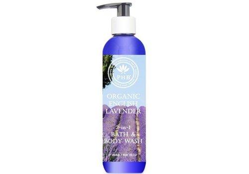 PHB Soothing Bath & Body Wash