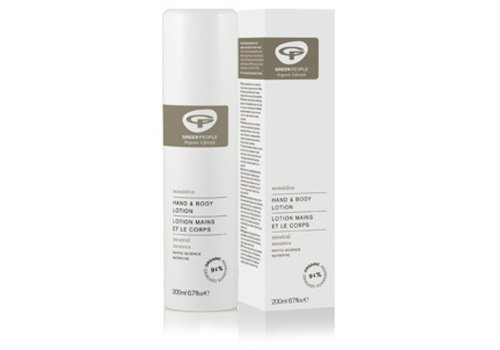 Green People Neutral Scent Free Hand & Body Lotion