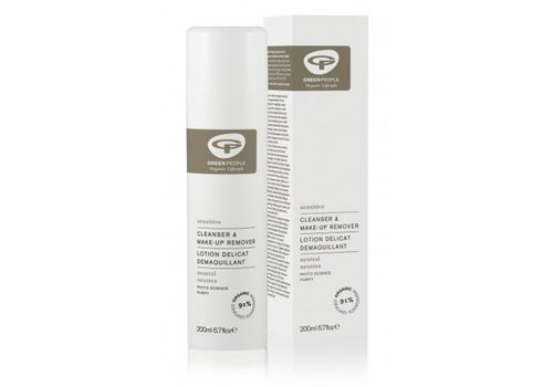 Green People Neutral Scent Free Cleanser