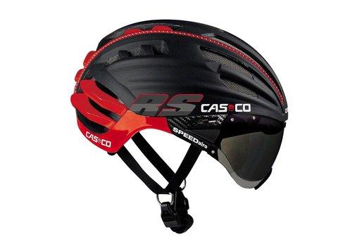 Casco SPEEDairo RS Zwart-Rood
