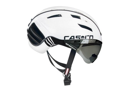 Casco SPEEDster-TC Plus Wit-Zwart