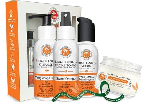 PHB Brightening Skin Care Set