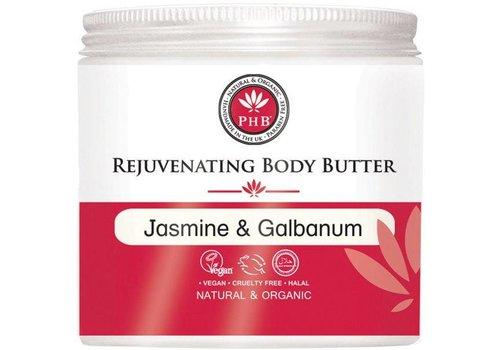 PHB Body Butter Jasmine & Galbanum