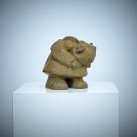Theo Schreurs - Eskimo met kipje
