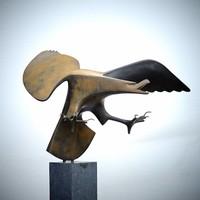 Evert den Hartog - Roofvogel