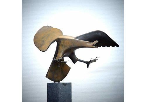 Evert den Hartog Evert den Hartog - Roofvogel
