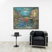 Bernard de Wolff - Gracht Amsterdam