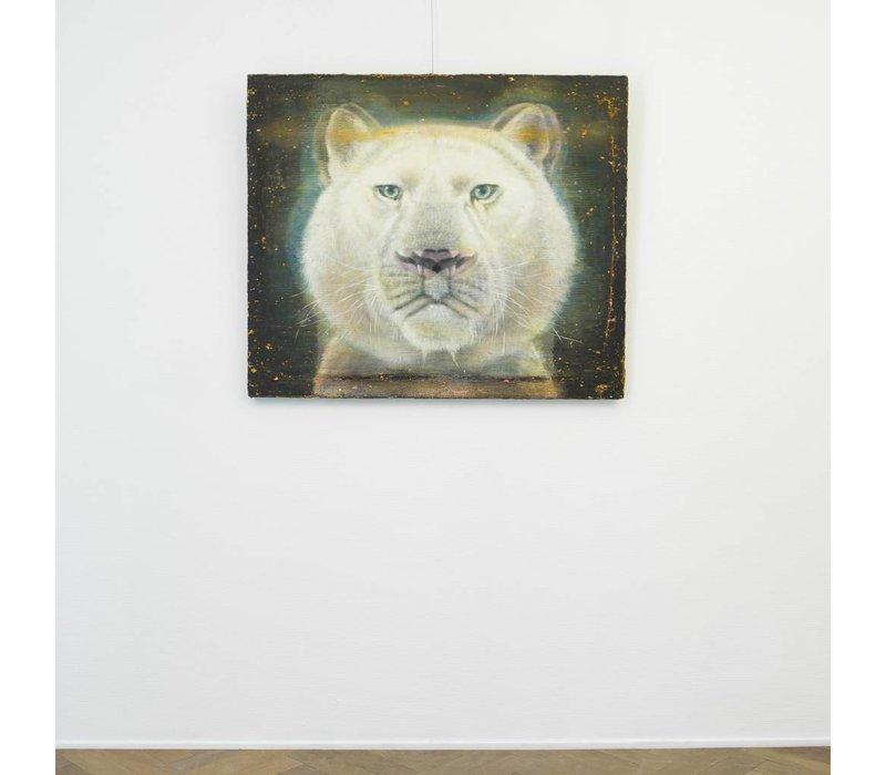 Eric PetersQ - Bistisches superposition Tiger
