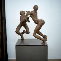 Edward Vandaele - Expressionisme: Man & Vrouw