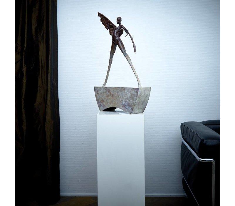 Patrick Vermeiren - Wings of leather