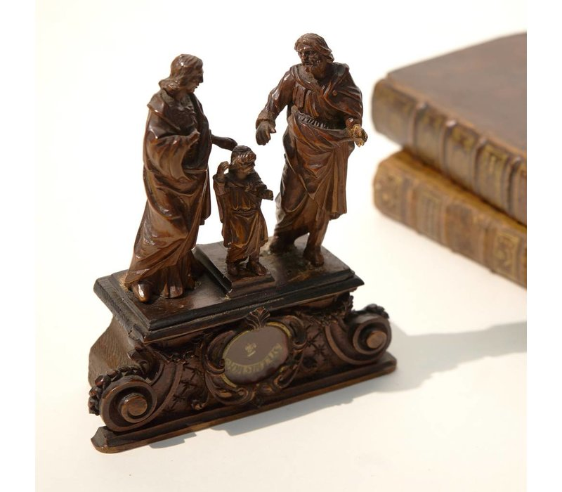 Palmhouten Heilige Familie